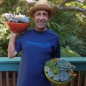 Ceramic Succulent Boat